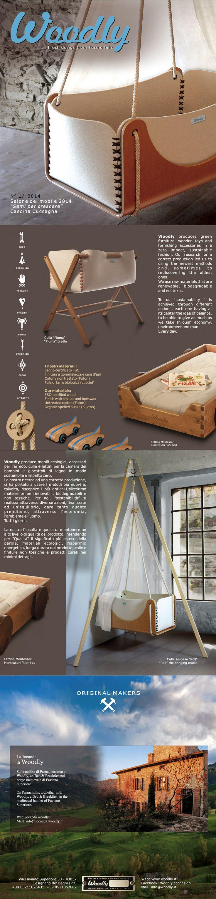 Woodly #design #kids #montessori