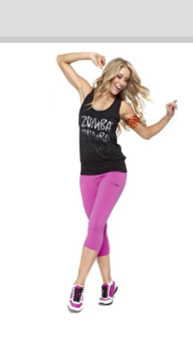 Zumba Simple Outfit
