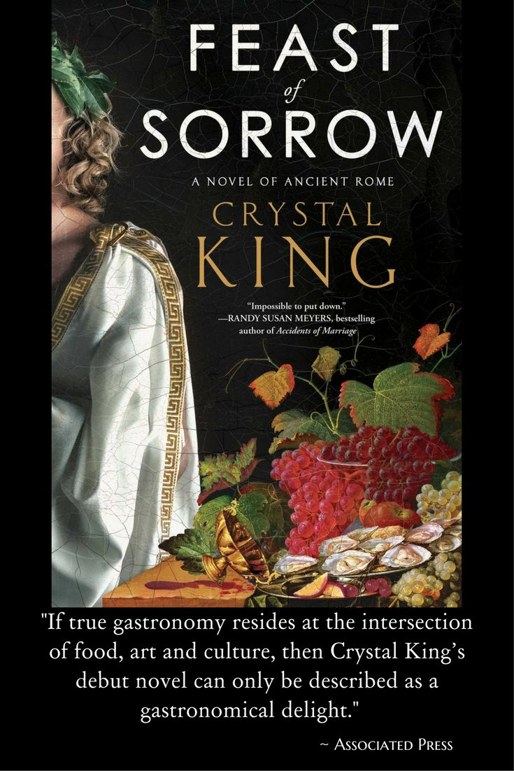 The Foodwork Meets Hbo's Rome In This Exciting Debut Where King Stirs  Up A