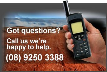 Got questions? Call us we're happy to help. (08) 9250 3388