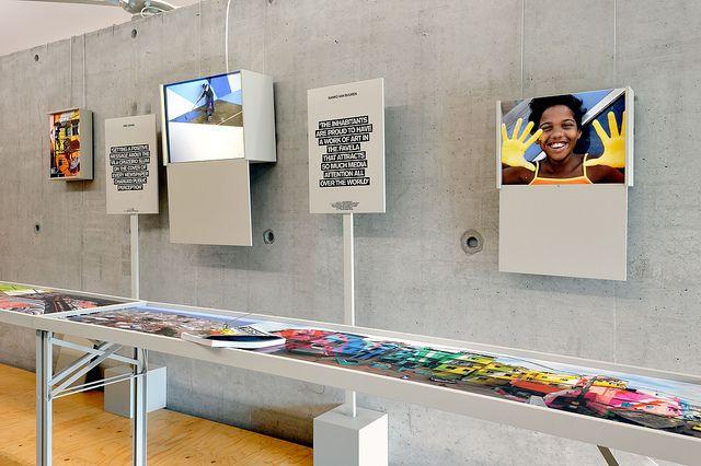 Testify! the consequences of Architecture - Nederlands Architectuurinstituut, 2008 #favelapainting #haas #architecture #art #urbandesign #streetart #design #cities #exhibition #brazil #riodejaneiro #rio