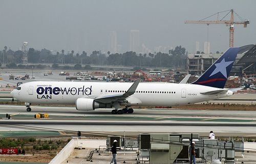 Special Livery, LAN - One World, Boeing 767-300ER | Boeing 7… | Flickr