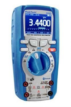 P3440 Graphical Multimeter 4 5/6-digit