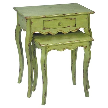 Verde Nesting Table Set