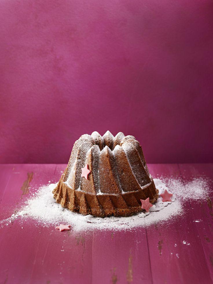 Maukas ja perinteinen maustekakku tuo joulun maut mukanaan. Testaa kakkujen klassikkoa: http://www.dansukker.fi/fi/resepteja/maustekakku.aspx #leivonta #maustekakku #resepti #ohje #joululeivonnaiset