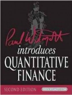 9 best study books images on pinterest finance pdf book and business paul wilmott introduces quantitative finance free ebook online fandeluxe Gallery