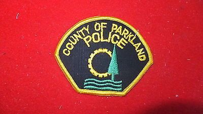 Police-Patch-County-of-Parkland-Alberta-Canada-Ver-2