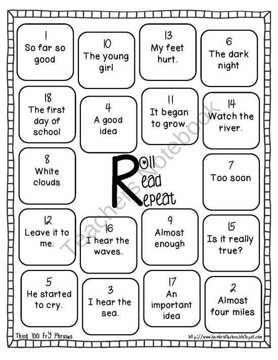 Best 25+ Reading fluency games ideas on Pinterest