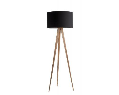 Lampa podłogowa Tripod Wood http://esencjadesign.pl/lampy-podlogowe/3108-lampa-podlogowa-tripod-wood-czarna.html