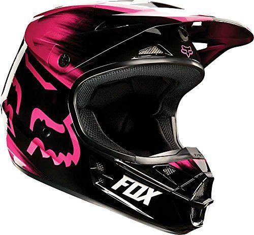 Fox Racing Womens Vandal Helmet - Pink (M) 2015 Fox…