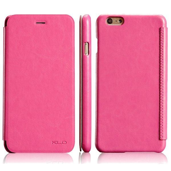 KLD Flip PU Leather Case For iPhone 6 Plus & 6s Plus…