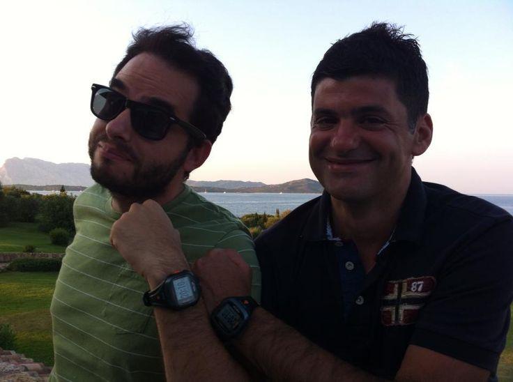 Sicilia e Sardegna unite nella corsa. Foto di @iuba73