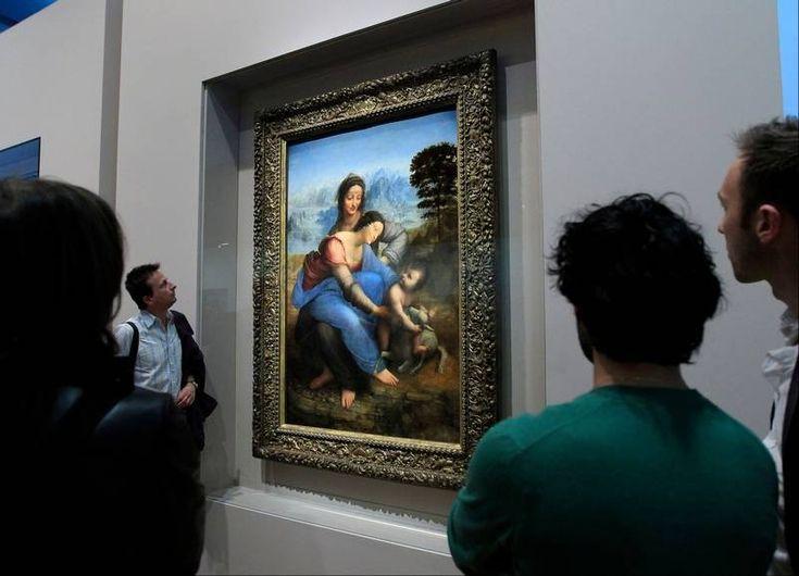 Leonardo da Vinci: The Restoration of the Century #art