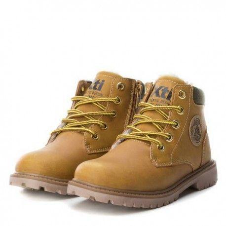 3567e0f91 Botas tipo Panama niño. Excelentes botas de niño estilo Panama de la marca  XTI