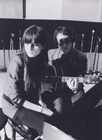 Irina Lazareanu, Sean Lennon