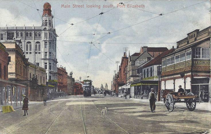 Main Street Port Elizabeth