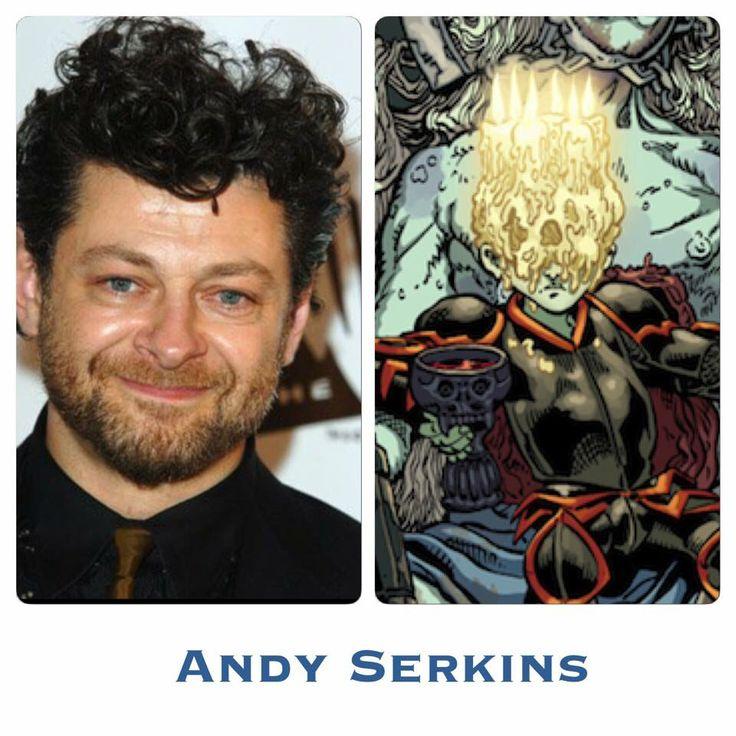 Andy Serkins as Hades