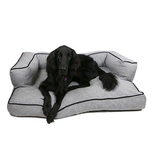 les 25 meilleures id es de la cat gorie grands lits pour chiens sur pinterest lits pour gros. Black Bedroom Furniture Sets. Home Design Ideas