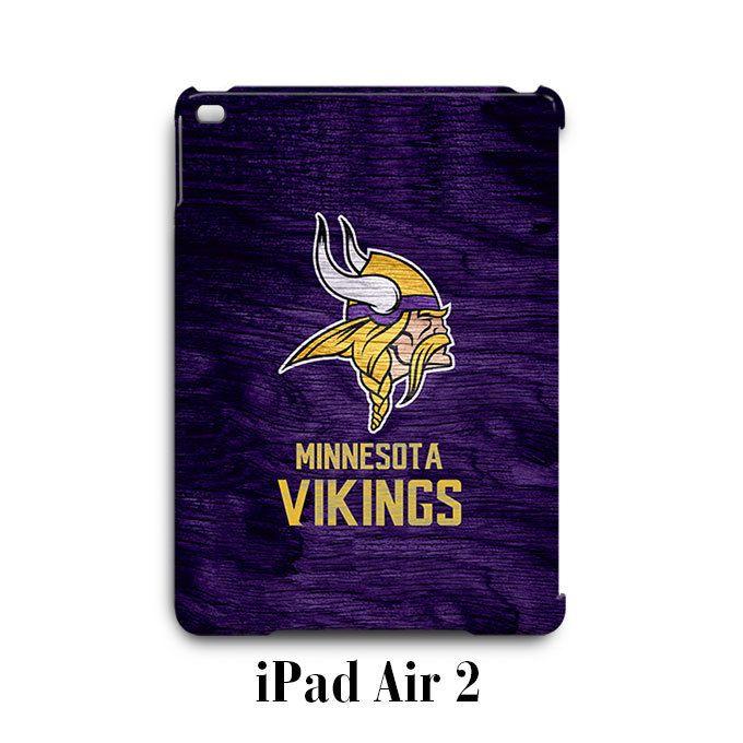 Minnesota Vikings Custom iPad Air 2 Case Cover Wrap Around