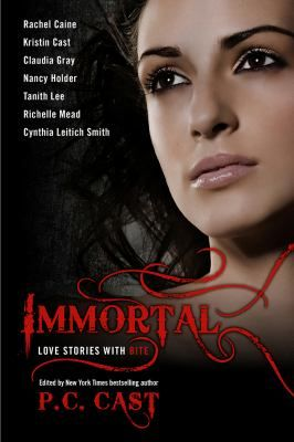 See Immortal : love stories with bite in the library catalogue.