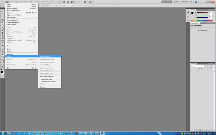 How To Batch Convert RAW Files To JPEG In Photoshop