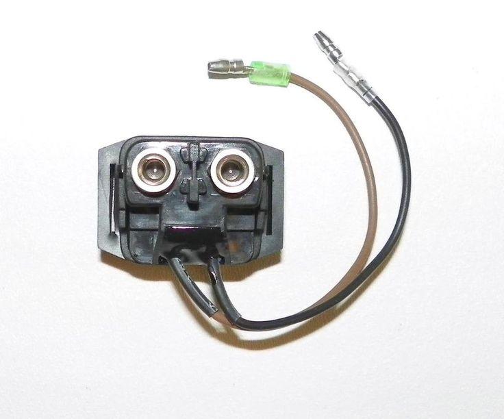 WSM Yamaha 1000 / 1100 / 1800 Starter Relay OEM #: 6B6-81940-00 - 004-126 #Yamaha