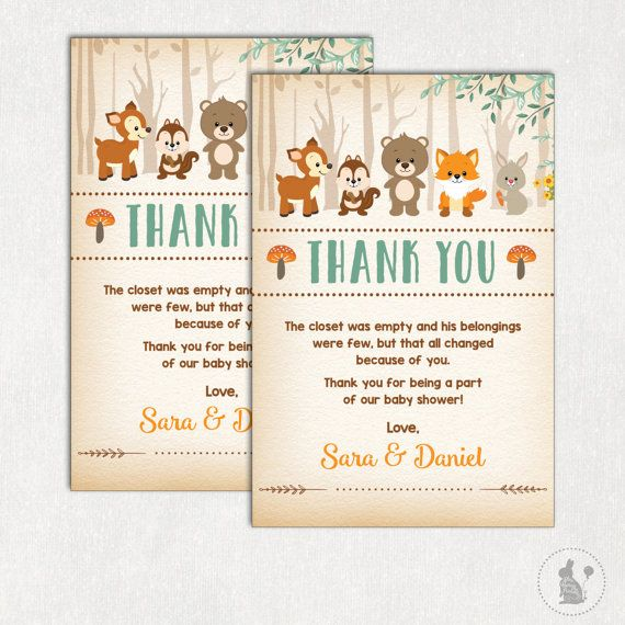 445 best Baby Shower Party images on Pinterest Baby shower - baby shower thank you notes
