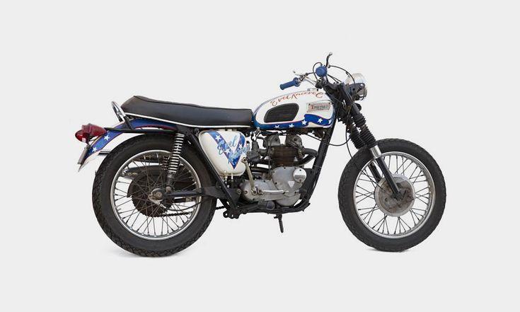 1970 Harley Davidson Evel Knievel Tribute: 526 Best FASTER HORSES ,YOUNGER WOMEN OLDER WHISKEY,MORE