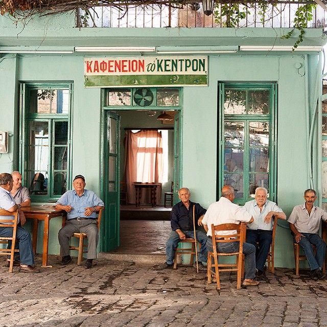 Greek Island - Copyright Carla Coulson