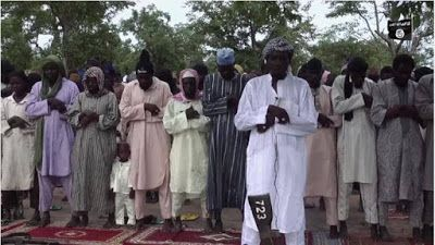 Welcome To Chitoo's Diary.: Photos of Boko haram members allegedly celebrating...
