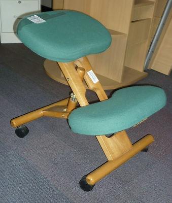 Kneeling Posture Chair/Stool Ergonomic Back Relief