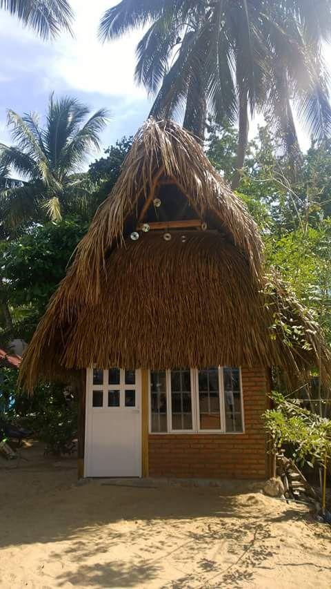 Cabaña Rústica en la playa, Yelapa, ven a Puerto Vallarta, Jalisco.....