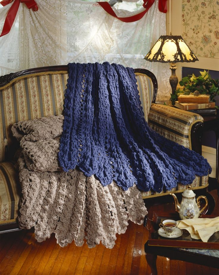 1000+ images about Crochet Mile A Minute Afghans on ...
