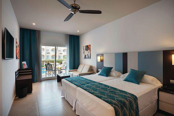 ClubHotel Riu Costa del Sol rooms | All Inclusive hotel in Torremolinos, Spain