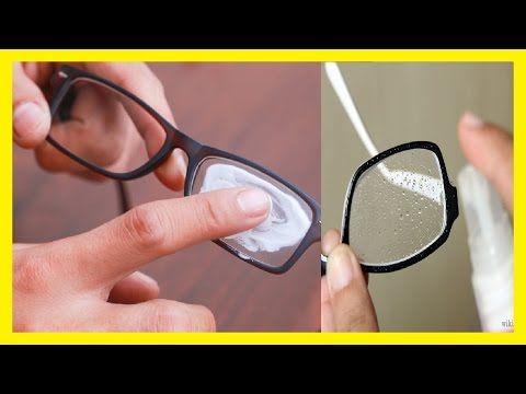 Como Limpiar los Lentes Rayados, Como Pulir Lentes Rayados - YouTube