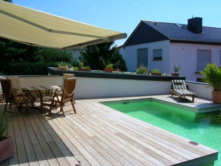 9 tips voor het bouwen van een zwembad in een kleine tuin (Van Johan van Dijk)