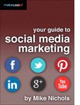 """Your Guide to Social Media Marketing""  Businesses of all sizes are always looking to get the step up on their competition.  This 32 page social media guide will help you maximize response and bring awareness to your company through social media applications. Social Media can provide invaluable benefits to your company."