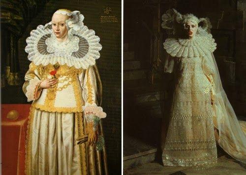 Dracula, 1992.  Dir. by Francis Ford Coppola . Set Decoration by Garret Lewis. Costume Design by Eiko Ishioka.
