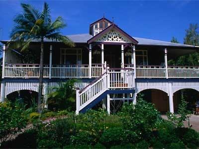 Queenslander House Australia