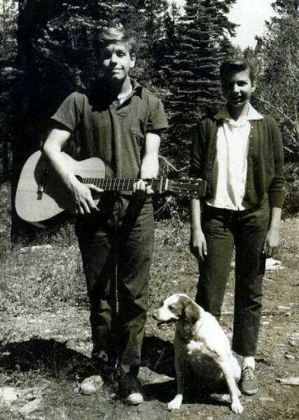 Bob Weir, Wendy, and Flip