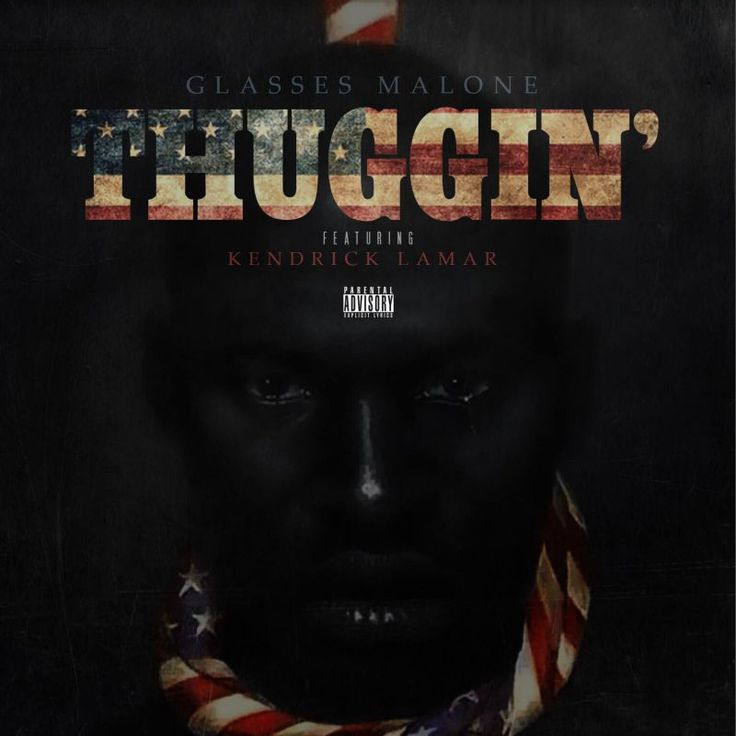 "Compton's own Glasses Malone and Kendrick Lamar join forces on a new track titled, ""Thuggin""."