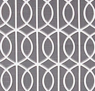 charcoal geometric pattern