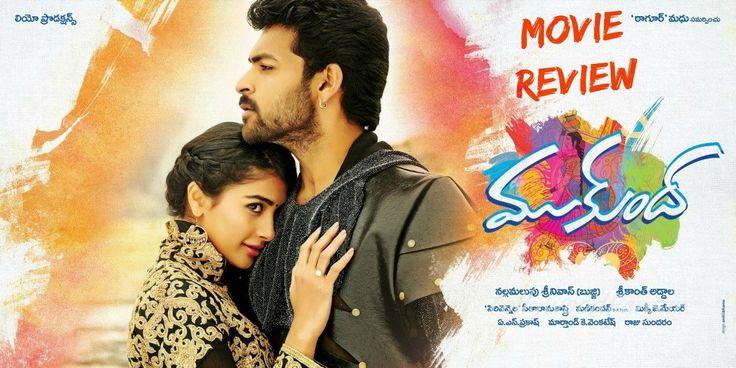 Mukunda Movie Review and Rating stars Varun Tej Pooja Hegde. Directed by Srikanth Addala Mukunda Telugu film Critics Review Rating and story