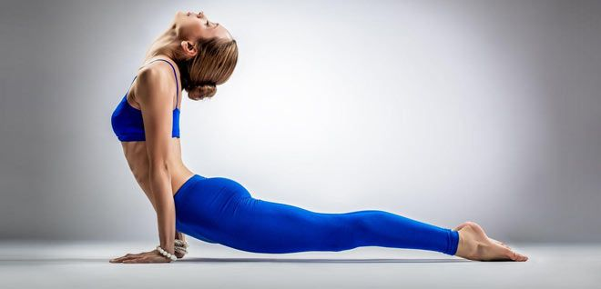 Začnite s premenou svojho tela! Schudnite vďaka týmto 6 pozíciám jogy! Len 6 minút denne! | Báječné Ženy