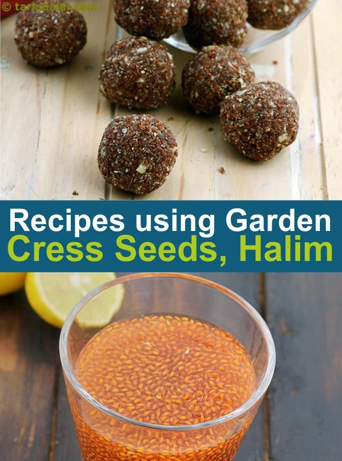 6 Garden Cress Seeds Recipes With Images Recipes Recipe