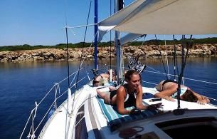 A Sailing Experience At Katakolon - the Ionian Sea