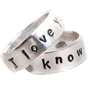 i love you i know wedding rings 1000 images about wars wedding theme on 5049