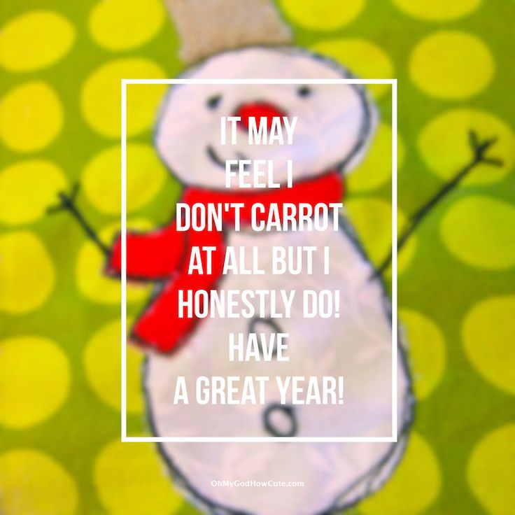 Funny cards to send to your friends, show them that they are in your thoughts and make them smile along the way! #NewYear #wishes #cards #funny