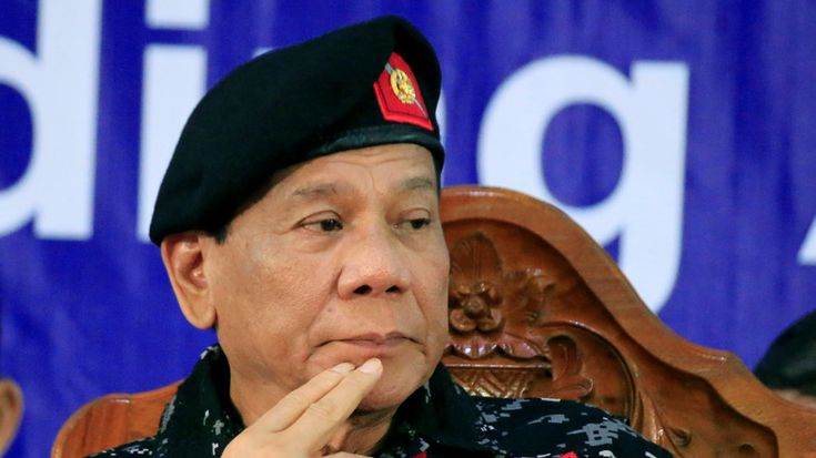 Philippine President Rodrigo Duterte told an LGBT gathering he supports gay marriage and considered becoming bixsexual at Azuela Cove in Davao City on Sunday.