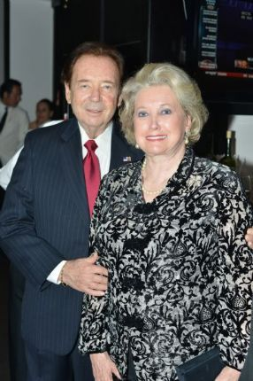 Elizabeth Trump Grau, is a daughter of Mr. & Mrs. Fred C Trump, & a sister to Donald. She married  James Walter Grau of Dayton, Ohio in 1989.  Mrs. Grau, a graduate of the Kew-Forest School & Southern Seminary College in Buena Vista, Va., is an administrative assistant at the Chase Manhattan Bank in New York. Mr. Grau is the president of Charisma Productions, a producer of documentaries & sports movies. He is a graduate of Northwestern University. His first marriage ended in divorce.